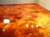 Metallic Epoxy Commerical Flooring