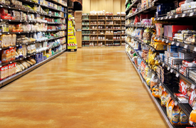 Commercial Stained Concrete Floors
