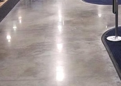 Tampa Polished Concrete Commercial
