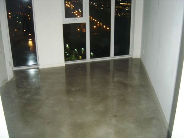Tampa Polished Concrete Residential