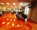 Tampa Bay Commercial Stained Concrete