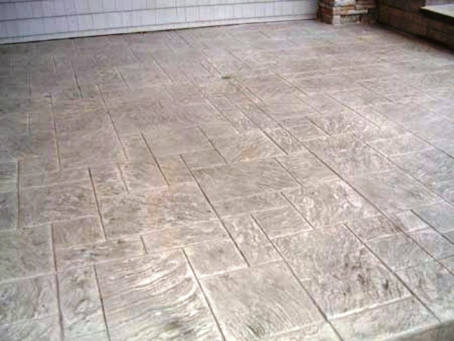 Tampa Stamped Concrete Overlays Stone Medic