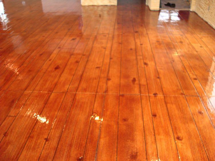 Woodcrete Floors Stone Medic